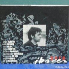 CDs de Música: PACO IBAÑEZ. POETAS. UNIVERSAL 2002. CD. Lote 143980458