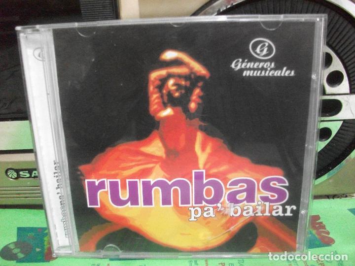 RUMBAS PARA BAILAR MIX 2 POPURRI + 30 MINUTOS DE MUSICA NON STOP CD ALBUM COMO NUEVO¡¡ PEPETO (Música - CD's Flamenco, Canción española y Cuplé)