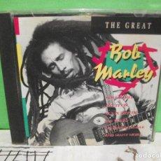 CDs de Música: THE GREAT BOB MARLEY CD REGGAE GOLDIES INTERMUSIC 1993 CD ALBUM. Lote 143997670