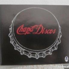 CDs de Música: CHAPA - ASI EMPEZO TODO (CD2) BARON ROJO KAKA DE LUXE TARANTULA SMASH CUCHARADA..... ETC. Lote 144010858