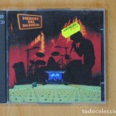 CDs de Música: HEROES DEL SILENCIO - PARASIEMPRE - 2 CD. Lote 144023448