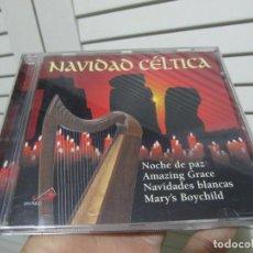 CDs de Música: NAVIDAD CELTICA-CD DESCATALOGADO. Lote 144050090