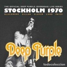 CDs de Música: DEEP PURPLE 2 CD (2014) BOXSET DELUXE - IRON MAIDEN-BLACKMORES NIGH (COMPRA MINIMA 15 EUROS). Lote 144054266