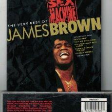 CDs de Música: CD - JAMES BROWN - THE VERY BEST OF (CD, POLYDOR 1991). Lote 144099414