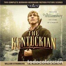 CDs de Música: EL HOMBRE DE KENTUCKY - THE KENTUCKIAN MÚSICA COMPUESTA POR BERNARD HERRMANN. Lote 144118886