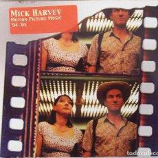 CDs de Música: MICK HARVEY. MOTION PICTURE MUSIC 94 - 05. CD DIGIPACK. Lote 144123074