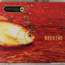 CDs de Música: PRODIGY. BREATHE. CD SINGLE DIGIPACK 4 TEMAS. Lote 144124814
