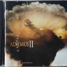 CDs de Música: KARL JENKINS (SOFT MACHINE), ADIEMUS II. CD. Lote 144128206