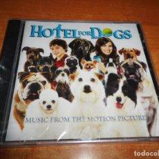 CDs de Música: HOTEL FOR DOGS BANDA SONORA HOTEL PARA PERROS CD PRECINTADO 2009 TIM MYERS LISA KUDROW TIM ARMSTRONG. Lote 144131954