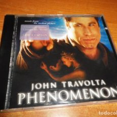 CDs de Música: PHENOMENON BANDA SONORA CD 1996 ALEMANIA ERIC CLAPTON BRYAN FERRY PETER GABRIEL MARVIN GAYE JEWEL. Lote 144133722