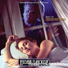 CDs de Música: EN EL SILENCIO DE LA NOCHE - HIDER IN THE HOUSE MÚSICA COMPUESTA POR CHRISTOPHER YOUNG . Lote 144134206
