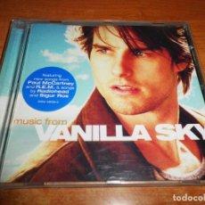 CDs de Música: VANILLA SKY BANDA SONORA CD ALBUM 2001 ALEMANIA R.E.M. PAUL MCCARTNEY PETER GABRIEL BOB DYLAN LOOPER. Lote 144134310
