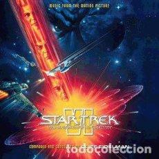 CDs de Música: STAR TREK VI. AQUEL PAÍS DESCONOCIDO - STAR TREK: THE UNDISCOVERED COUNTRY (2 CDS) - CLIFF EIDELMAN. Lote 144135670
