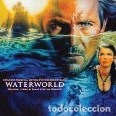 CDs de Música: WATERWORLD (2 CDS) MÚSICA COMPUESTA POR JAMES NEWTON HOWARD. Lote 144142950