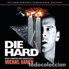 CDs de Música: JUNGLA DE CRISTAL: ED. 30 ANIVERSARIO (3 CDS) MÚSICA COMPUESTA Y DIRIGIDA POR MICHAEL KAMEN. Lote 144143730