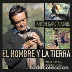 CDs de Música: EL HOMBRE Y LA TIERRA (4 CDS) MÚSICA COMPUESTA POR ANTÓN GARCÍA ABRIL. Lote 144146182