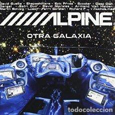 CDs de Música: ALPINE - OTRA GALAXIA - 2 X CD EN CAJA CARTON. Lote 144147738