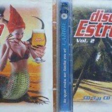 CDs de Música: DISCO ESTRELLA VOL. 2 - 4 X CDS - CD1 CD2 CD3 CD4. Lote 144148438