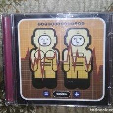 CDs de Música: CD FANGORIA INTERFERENCIAS INTRONAUTAS DR EXPLOSION LE MANS. Lote 144158274