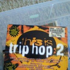 CDs de Música: VARIOUS - THIS IS... TRIP HOP:2. Lote 144178429