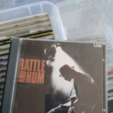 CDs de Música: U2 - RATTLE AND HUM. Lote 144178597