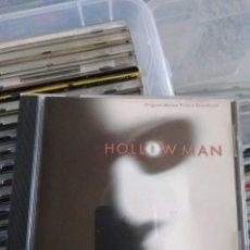 CDs de Música: JERRY GOLDSMITH - HOLLOW MAN (ORIGINAL MOTION PICTURE SOUNDTRACK). Lote 144178801