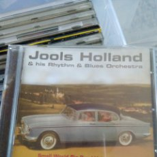 CDs de Música: JOOLS HOLLAND AND HIS RHYTHM & BLUES ORCHESTRA - MORE FRIENDS (SMALL WORLD BIG BAND VOLUME TWO). Lote 144178978