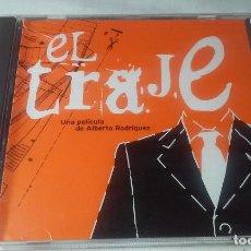 CDs de Música: EL TRAJE (B.S.O. DE LA PELÍCULA DE ALBERTO RODRÍGUEZ) CD MUSICA DE LA LAVADORA (RARO). Lote 144231998