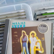 CDs de Música: VARIOUS - MUSIC FROM THE TELEVISION SERIES MIAMI VICE. Lote 144178637