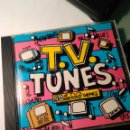 CDs de Música: VARIOUS - T.V. TUNES - 50 OF TV'S GREATEST THEMES. Lote 144178617