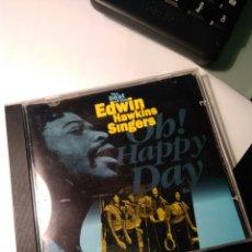 CDs de Música: EDWIN HAWKINS SINGERS - THE BEST OF THE EDWIN HAWKINS SINGERS OH! HAPPY DAY. Lote 144178773