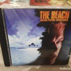 CDs de Música - CD BSO BANDA SONORA THE BEACH LEONARDO DI CAPRIO - 144280014