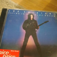 CDs de Música: JOE SATRIANI - FLYING IN A BLUE DREAM. Lote 144299104