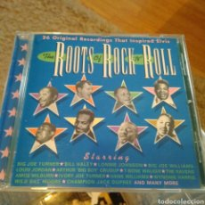 CDs de Música: VARIOUS - THE ROOTS OF ROCK 'N' ROLL. Lote 144299002