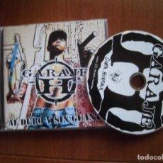 CDs de Música: GARAGE H- AL DURO Y SIN GUANTE. Lote 144328402