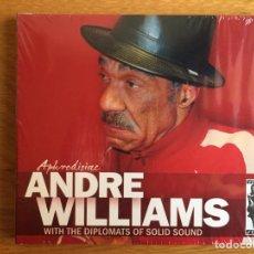 CDs de Música: ANDRE WILLIAMS: APHRODISIAC. Lote 144356944