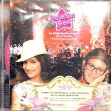 CDs de Música: VESIV 2 CDS PATITO FEO ALA HISTORIA MAS BONTA EN EL TEATRO VERSION ORIGINAL ARGENTINA 1 CD Y 1 DVD . Lote 144365946