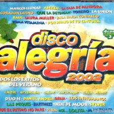 CDs de Música: VESIV CD 4 CDS DISCO ALEGRIA 2002. Lote 144372010