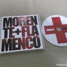 CDs de Música: ENRIQUE MORENTE (CD) MORENTE + FLAMENCO AÑO 2010. Lote 144397286