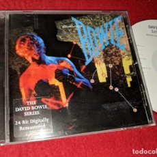 CDs de Música: DAVID BOWIE LET'S DANCE CD 1999 EMI EU REMASTERED. Lote 144414270