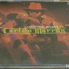 CDs de Música: CARLINHOS BROWN ES CARLITO MARRÓN / CD - BMG-2004 / DE LUJO.. Lote 144416422