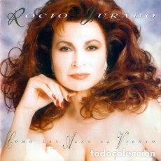 CDs de Música: ROCIO JURADO - COMO LAS ALAS AL VIENTO. Lote 144493662