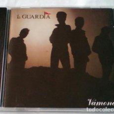 CDs de Música: LA GUARDIA - VAMONOS. Lote 144493978