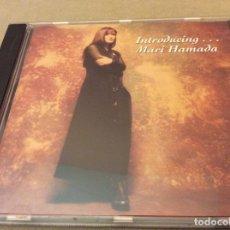 CDs de Música: MARI HAMADA – INTRODUCING... 1994.. Lote 144501922