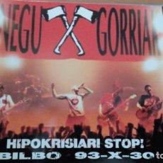 CDs de Música - NEGU GORRIAK HIPOKRISIARI STOP CD - 144514002
