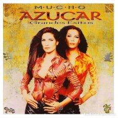 CDs de Música: AZUCAR MORENO - MUCHO AZUCAR - GRANDES ÉXITOS. Lote 144543446