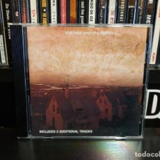 CDs de Música: HATFIELD AND THE NORTH - HATFIELD AND THE NORTH. Lote 144552442