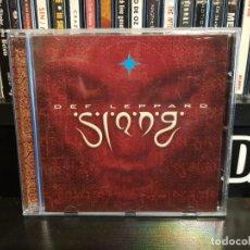 CDs de Música: DEF LEPPARD - SLANG. Lote 144565962