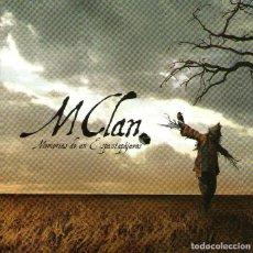 CDs de Música: M-CLAN - MEMORIAS DE UN ESPANTAPÁJAROS - CD ALBUM - 11 TRACKS - WARNER MUSIC SPAIN 2008. Lote 144567606