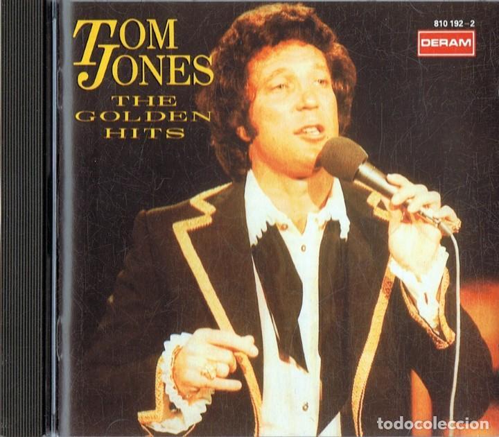 TOM JONES THE GOLDEN HITS (Música - CD's Rock)